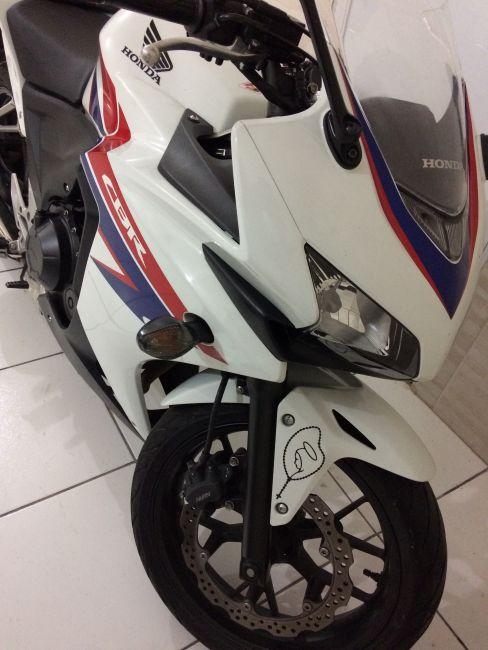 Honda CBR 500R (STD) - Foto #7