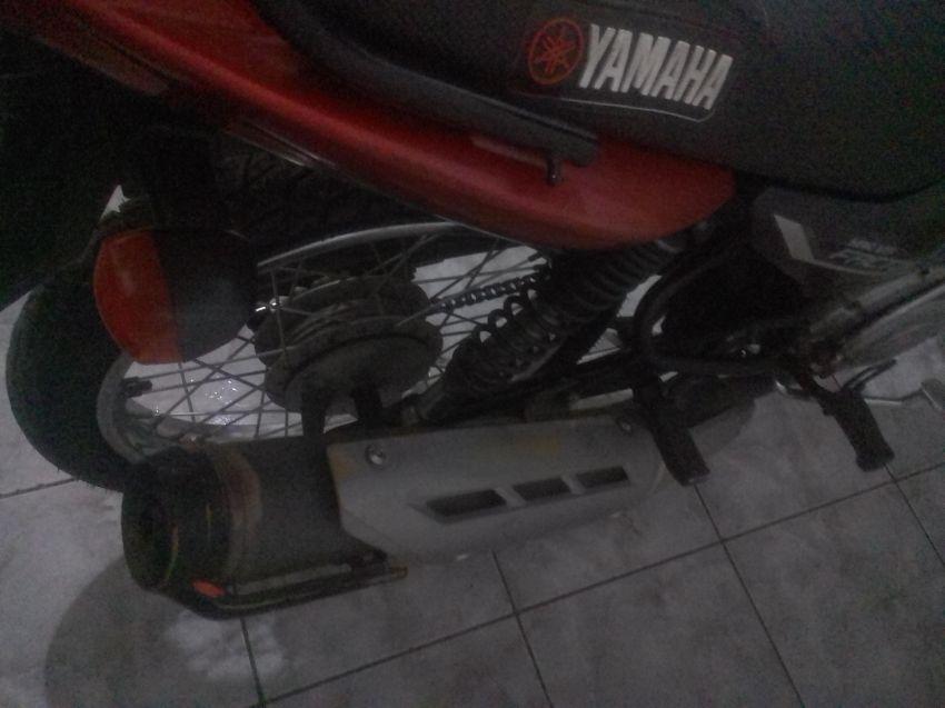 Yamaha YBR 125 Factor K - Foto #4