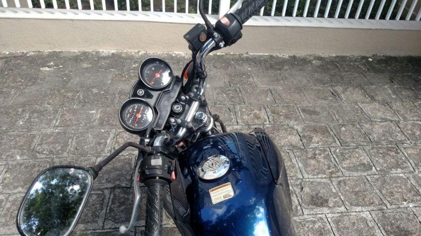Yamaha YBR 125 Factor ED - Foto #7