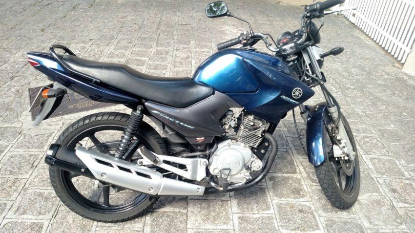 Yamaha YBR 125 Factor ED - Foto #8