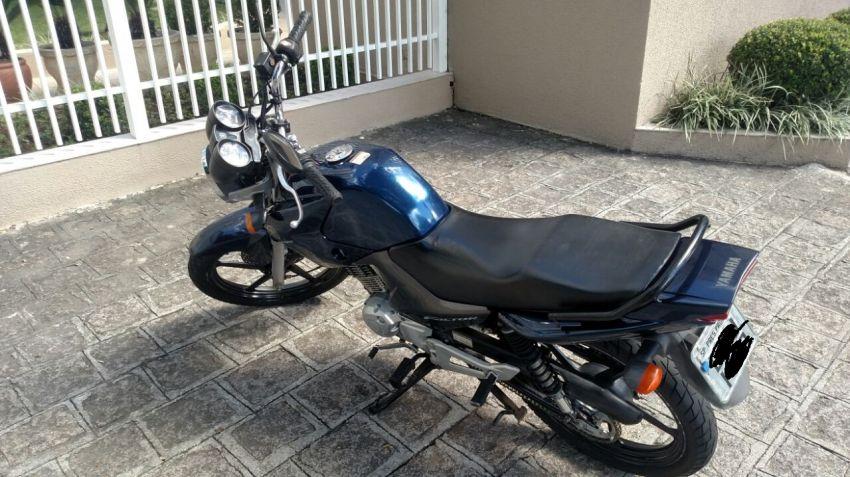 Yamaha YBR 125 Factor ED - Foto #10