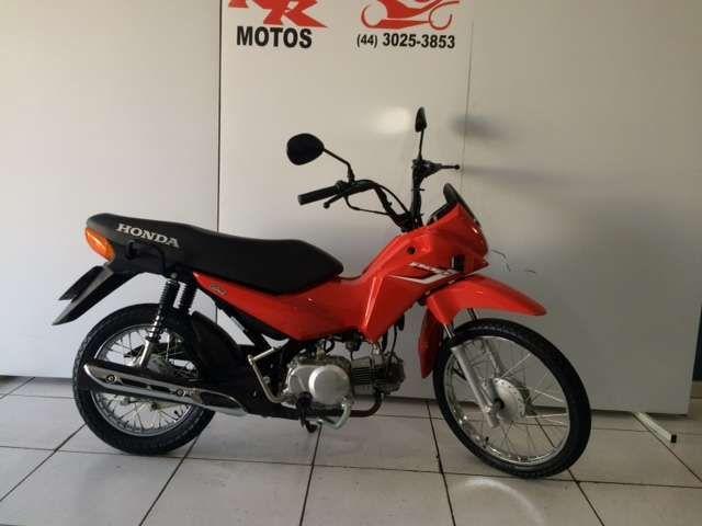 Honda Pop 100 - Foto #1