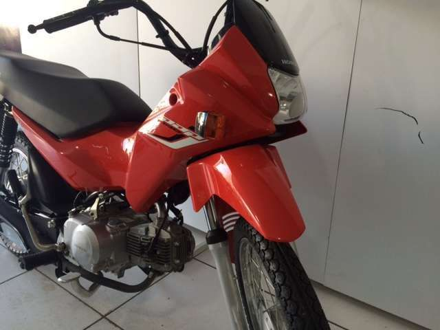 Honda Pop 100 - Foto #4