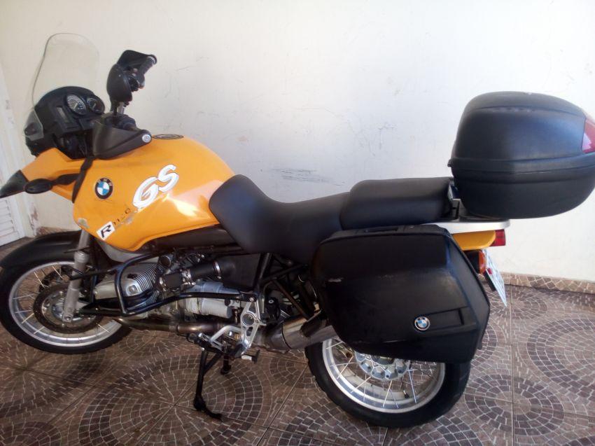 BMW R 1150 Gs - Foto #5
