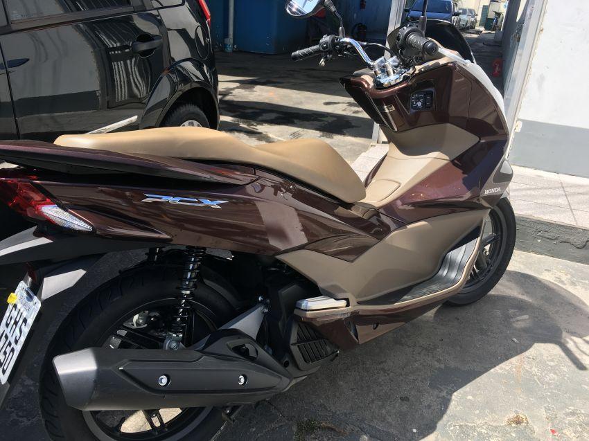 Honda PCX 150 DLX - Foto #1