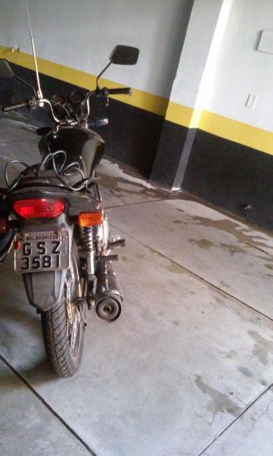 Honda CG 125 - Foto #2