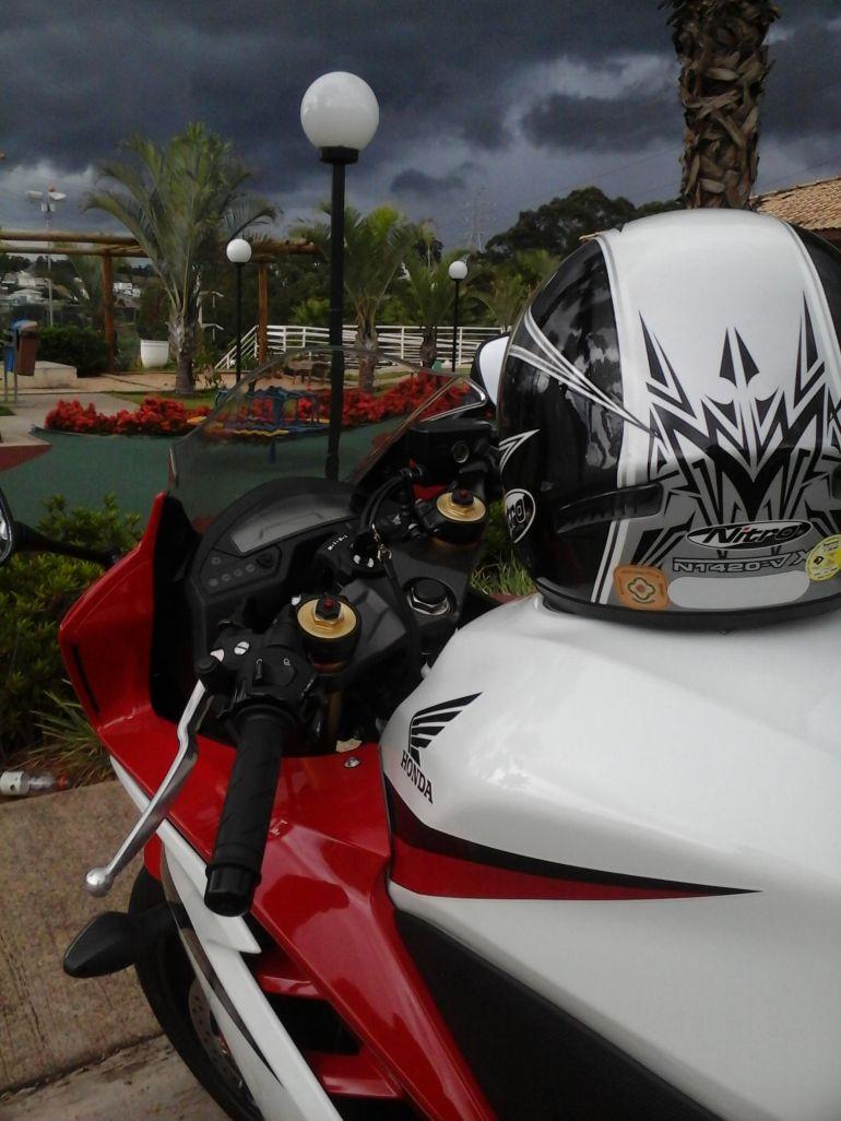 Honda CBR 600 F - Foto #5
