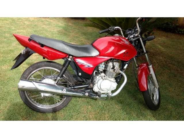 Honda CG 150 Titan ES - Foto #1