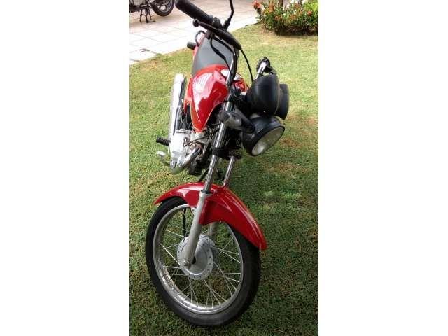 Honda CG 150 Titan ES - Foto #4