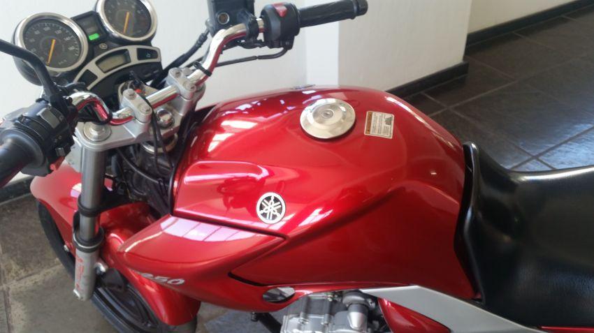 Yamaha YS 250 Fazer - Foto #2