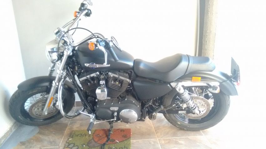 Harley-Davidson XL 1200 CB - Foto #5