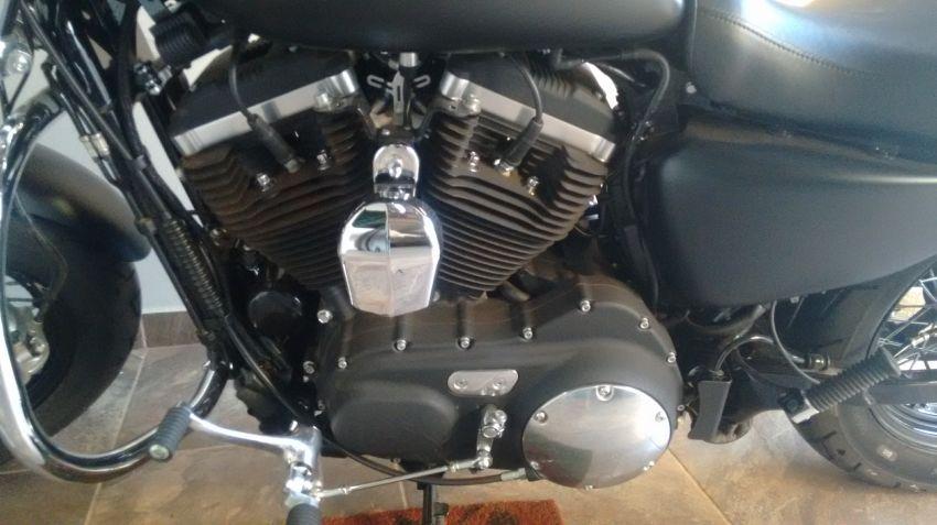 Harley-Davidson XL 1200 CB - Foto #8