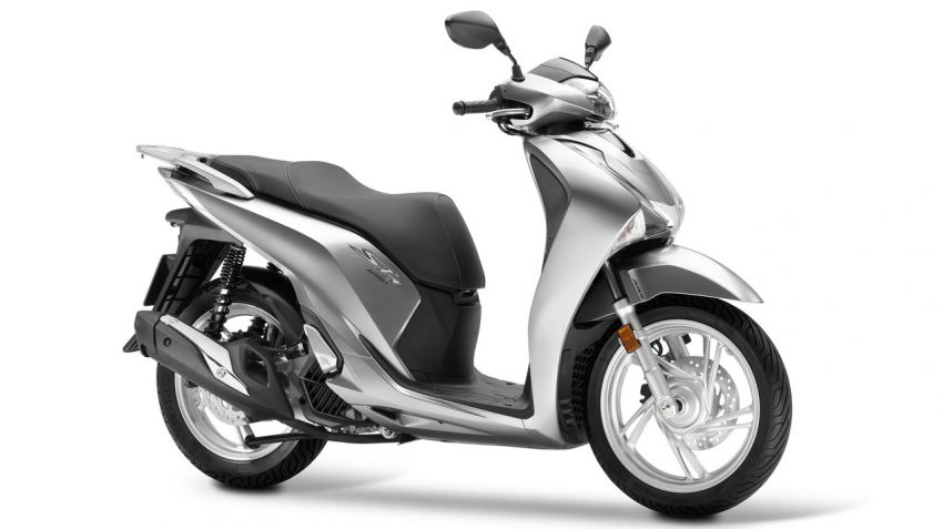 Honda SH 150i - Foto #10