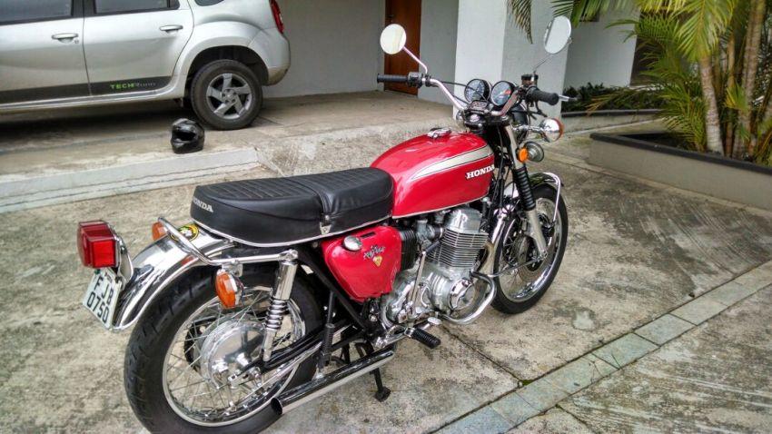 Honda CB 750 Four - Foto #1