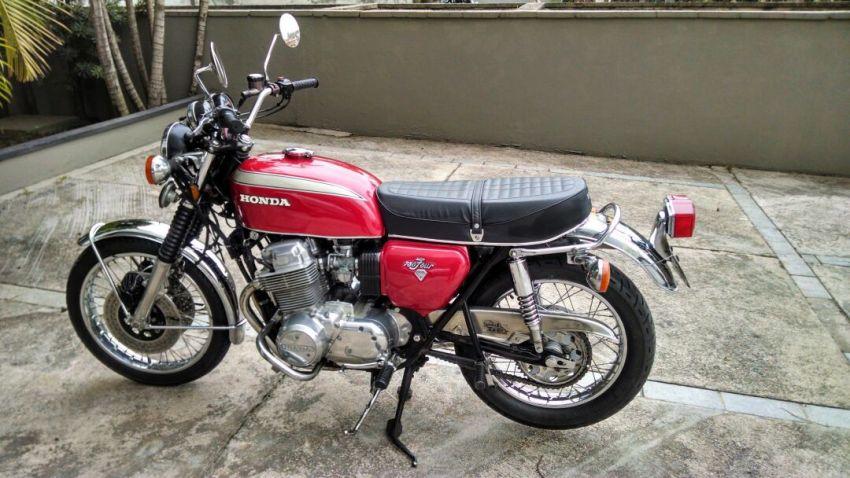 Honda CB 750 Four - Foto #2
