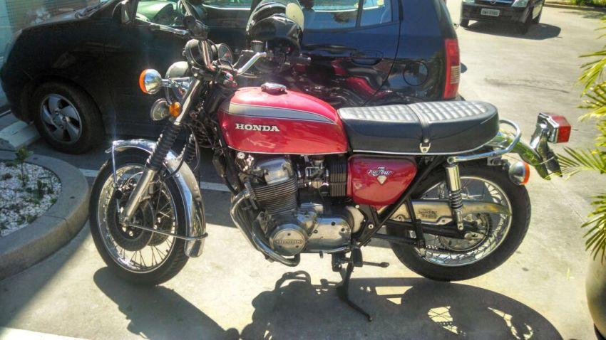 Honda CB 750 Four - Foto #4