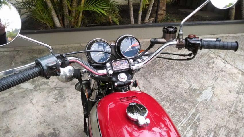Honda CB 750 Four - Foto #5