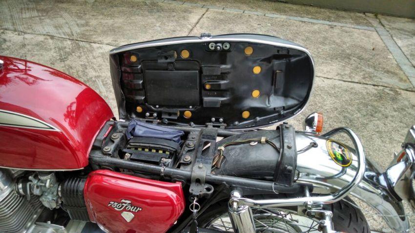 Honda CB 750 Four - Foto #6
