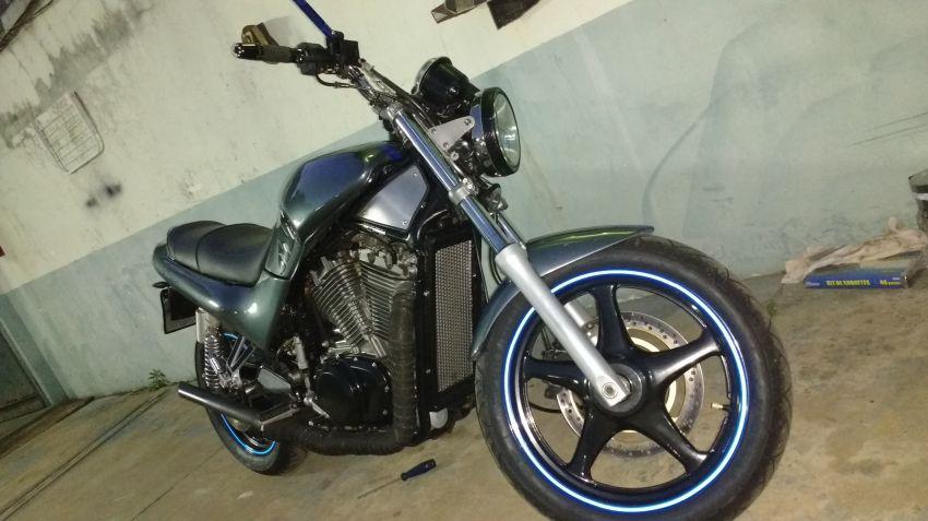 Suzuki VX 800cc - Foto #2