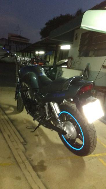 Suzuki VX 800cc - Foto #5