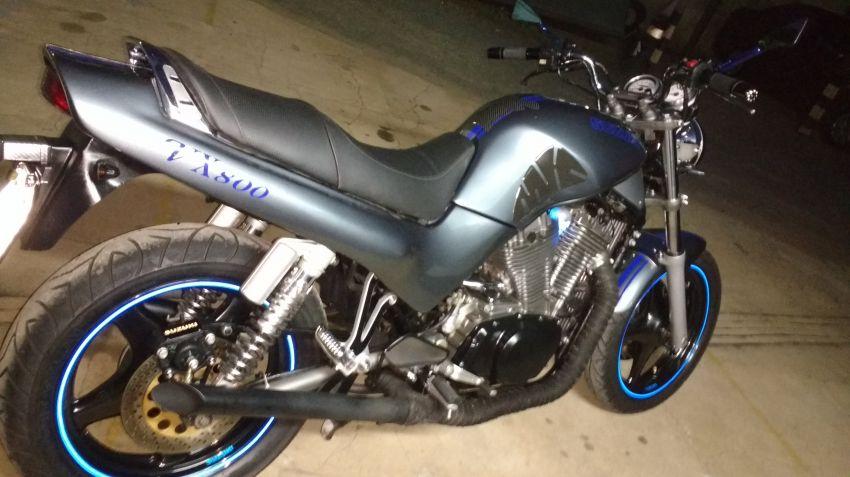 Suzuki VX 800cc - Foto #9