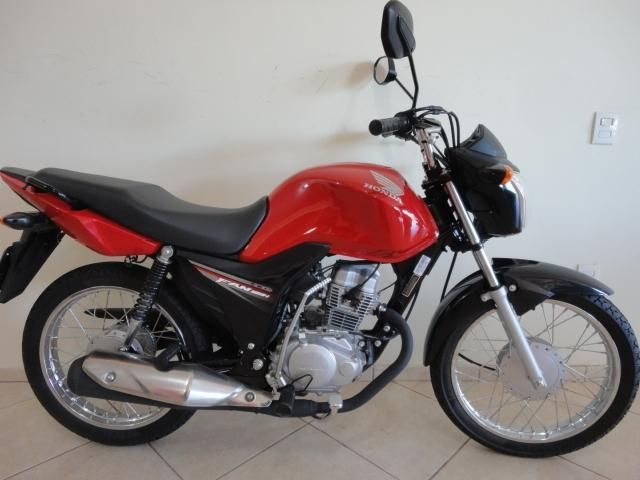 Honda CG 125 Fan - Foto #1