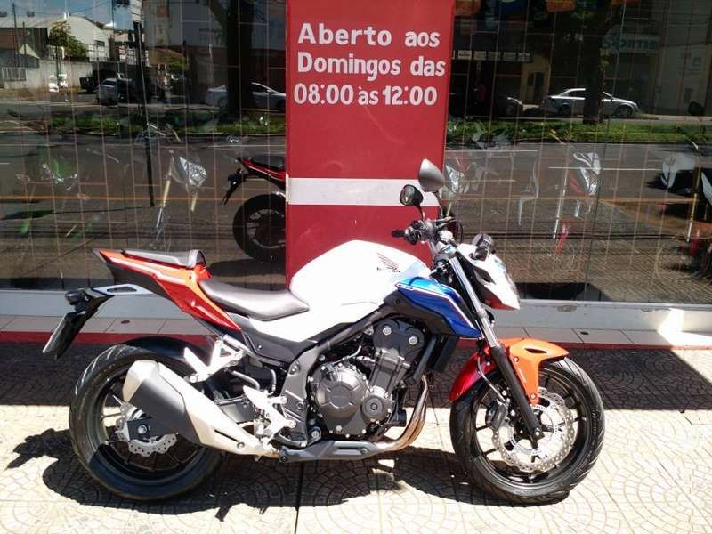 Honda CB 500F (ABS) - Foto #1