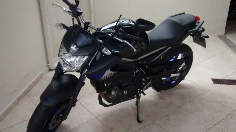 Yamaha XJ6 N 600 (ABS) - Foto #5