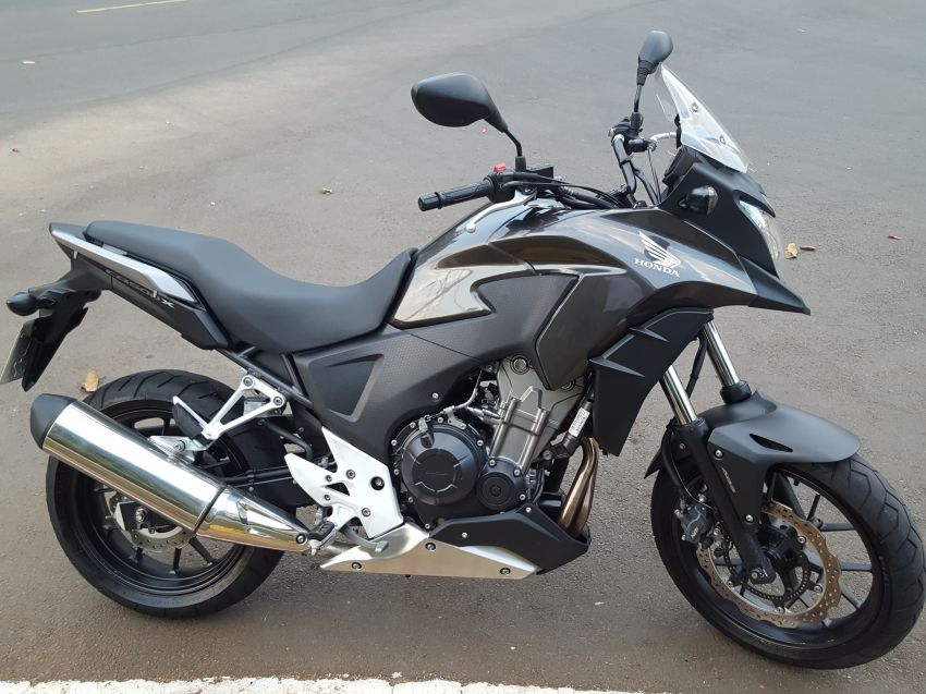 Honda CB 500X (ABS) - Foto #3