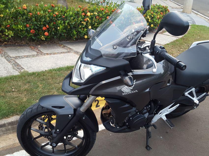 Honda CB 500X (ABS) - Foto #6