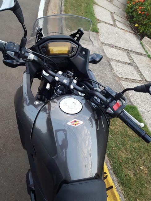 Honda CB 500X (ABS) - Foto #8