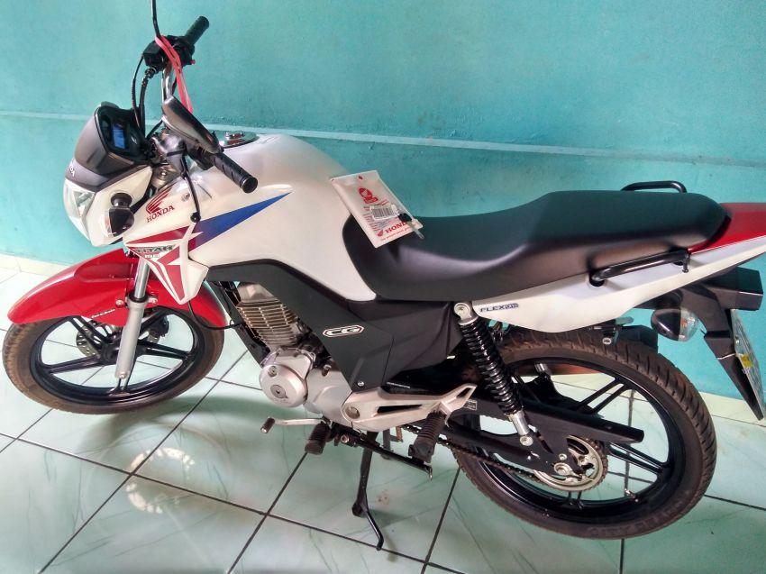 Honda CG 150 Titan Ex (Mix) - Foto #3