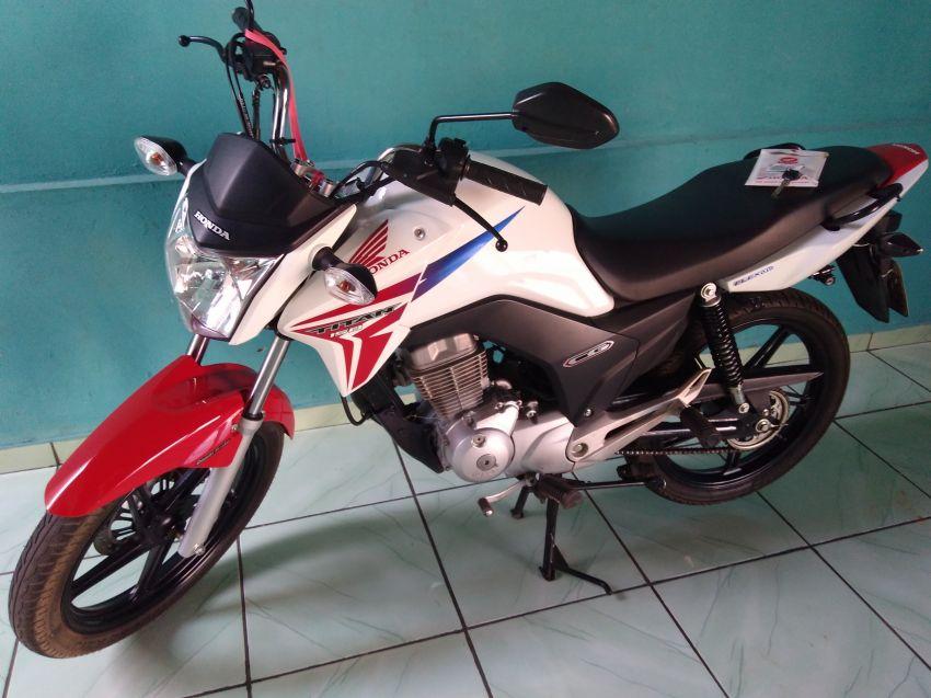Honda CG 150 Titan Ex (Mix) - Foto #6