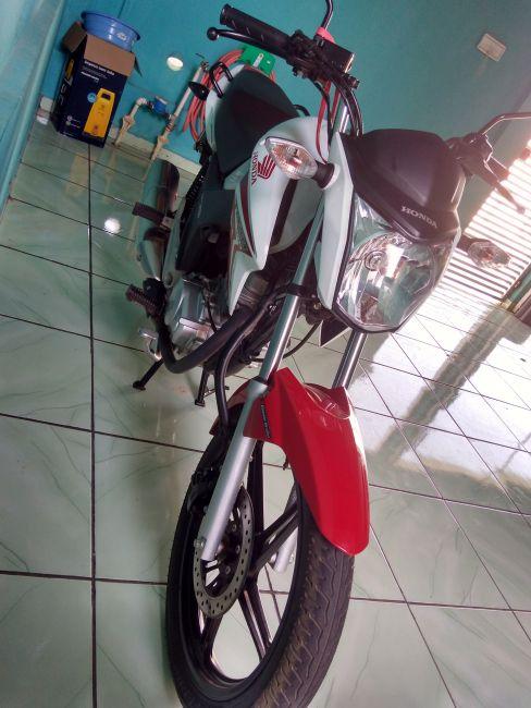 Honda CG 150 Titan Ex (Mix) - Foto #8