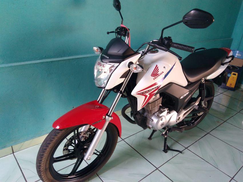 Honda CG 150 Titan Ex (Mix) - Foto #9