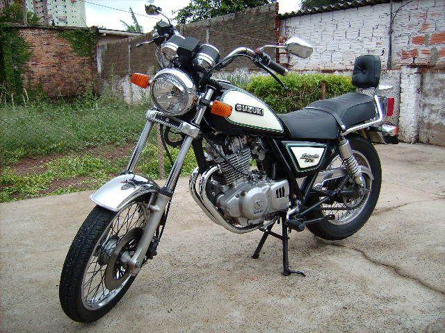 Suzuki Intruder VS 250 - Foto #2