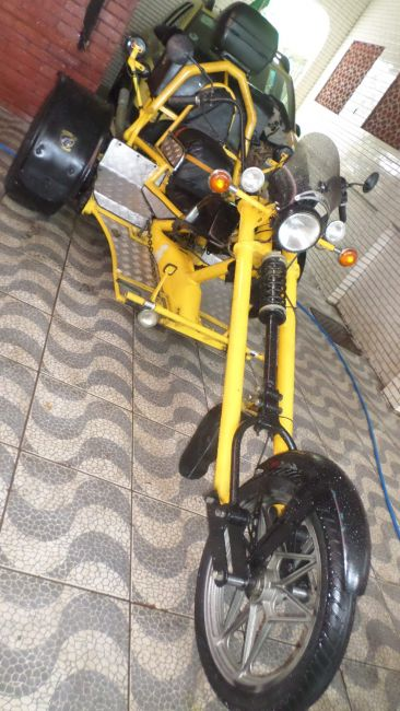 Muller (Triciclo) Triciclo 1.8 - Foto #1