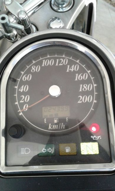 Suzuki Intruder LC 1500 - Foto #2