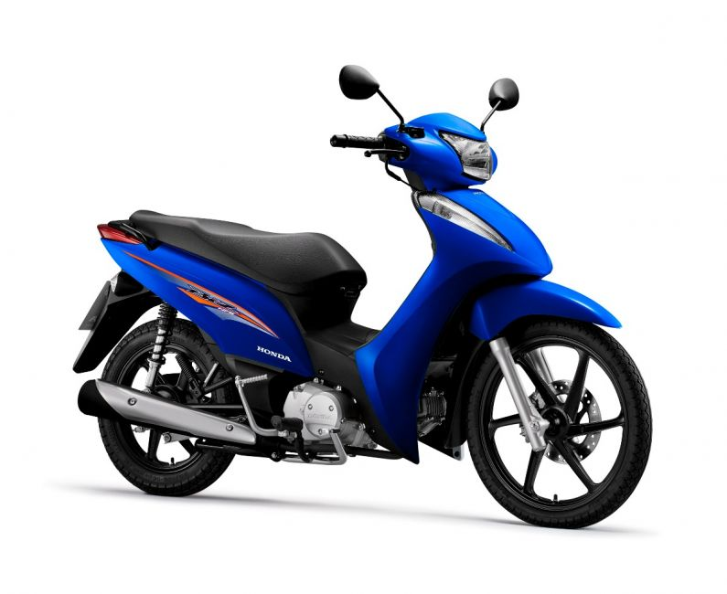 Honda Biz 125 ES - Foto #2