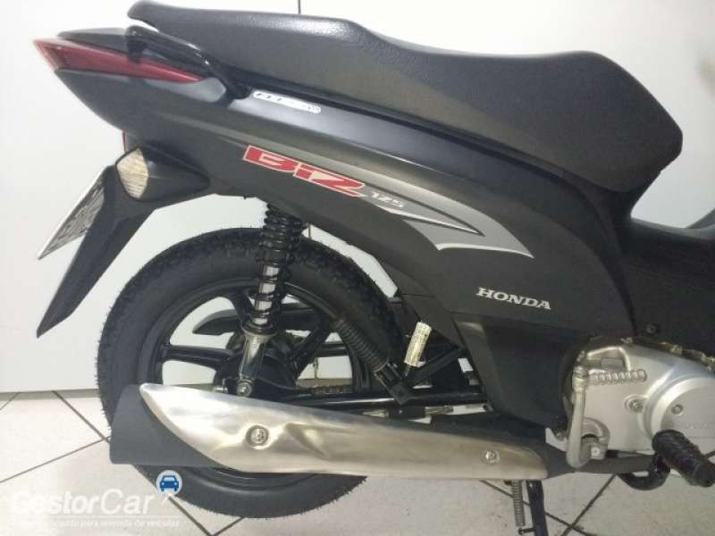 Honda Biz 125 EX - Foto #5