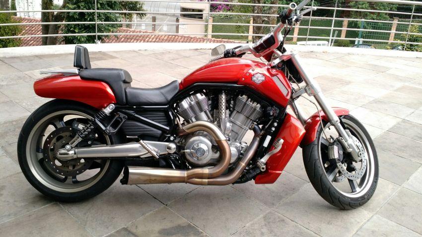 Harley-Davidson V Rod Muscle - Foto #1
