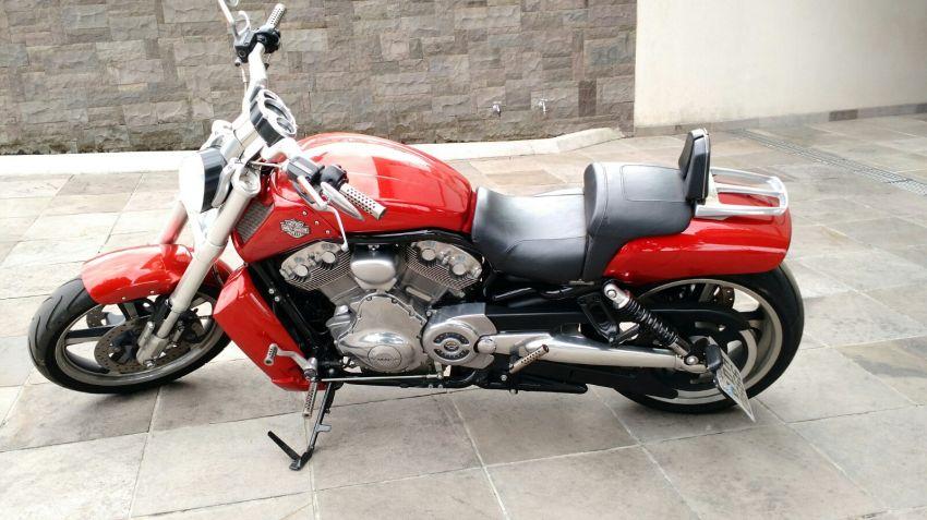 Harley-Davidson V Rod Muscle - Foto #4