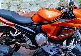 Suzuki GSX 650 F