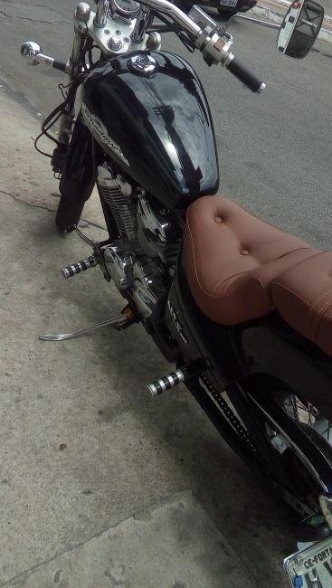Honda VT 600 C Shadow - Foto #2