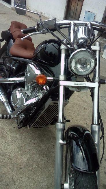 Honda VT 600 C Shadow - Foto #3