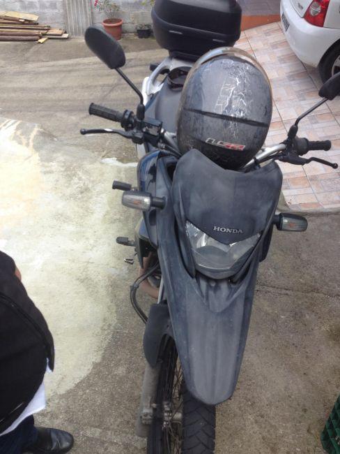 Honda XRE 300 (ABS) - Foto #4