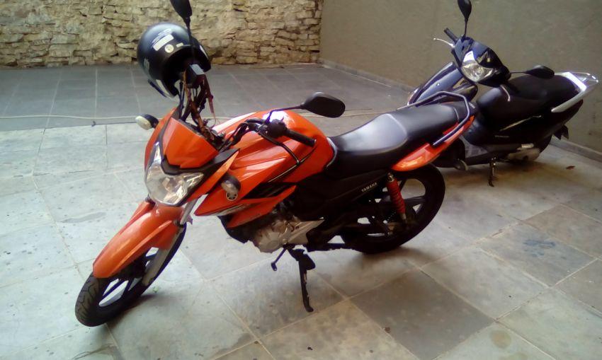 Yamaha YS 150 Fazer SED (Flex) - Foto #2