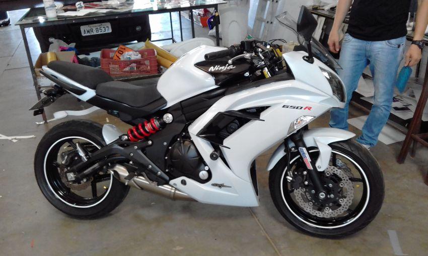 Kawasaki Ninja 650R (ABS)