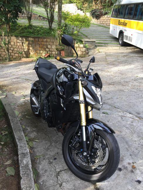 Honda CB 1000R - Foto #4