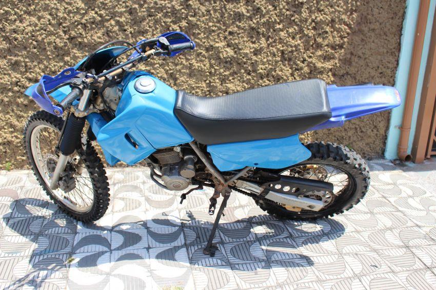 Honda XR 200 R - Foto #3